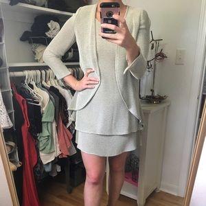 Vintage CHANEL Suit Dress